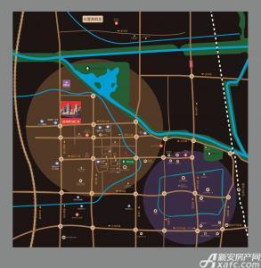 宿州万达广场交通图