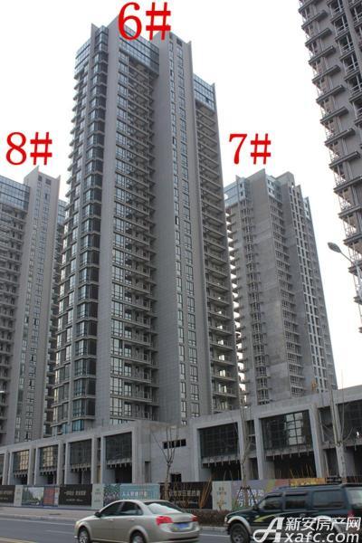 雨润星雨华府6#、7#、8#楼15年3月份项目进度(2015.3.27)