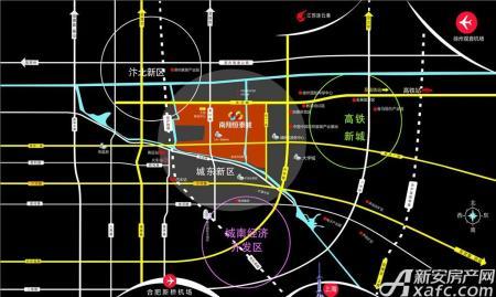 南翔恒泰城交通图
