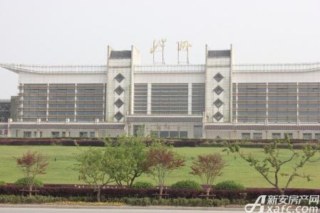 池州上海城二期配套图