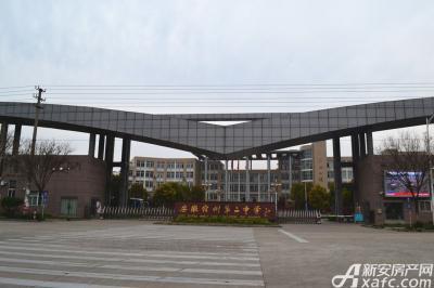 乐泽鑫城宿州第二中学