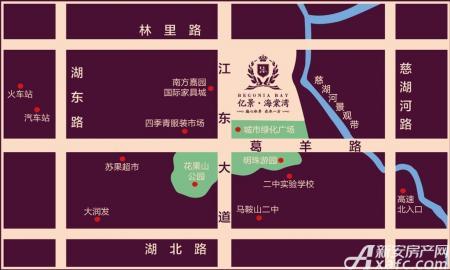 亿景海棠湾效果图