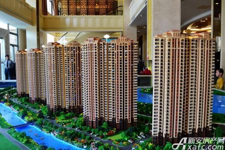 上河城实景图