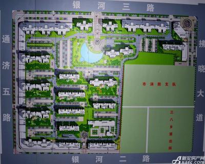 龙登和城龙登和城楼栋分布图