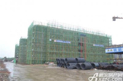 奥青城项目进度