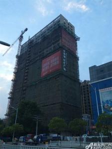 老报馆时代广场工程进度