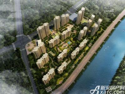 弘宇雍景湾效果图