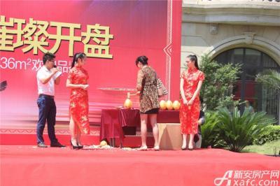 天景庄园Ⅱ期璀璨开盘(2015.6.6)