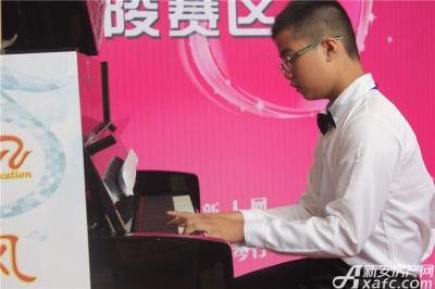 高速铜都天地高速铜都天地少儿钢琴大赛复赛2
