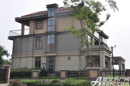 前城紫荆庄园实景图