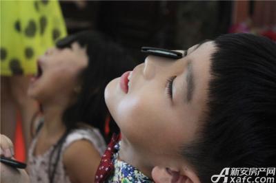 柏庄香域8月8日  柏庄香域少儿钢琴大赛—游戏环节