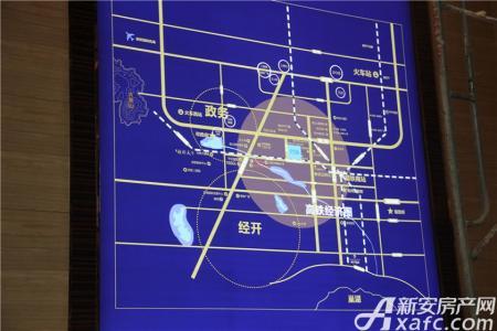 东方名邸交通图