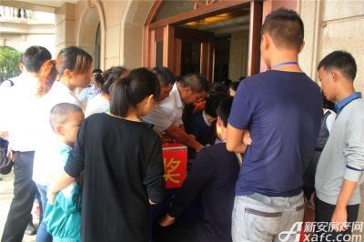 天景庄园业主答谢会暨中秋主题活动—业主签到(2015.09.26 )