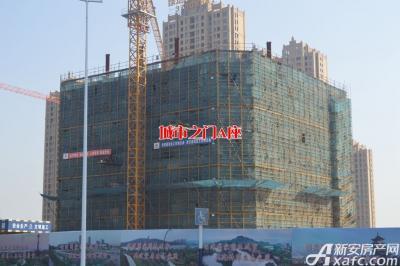 绿地中央广场绿地中央广场10月项目进度