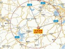 黄山龙湾湖畔创意产业园黄山龙湾湖畔创意产业园交通图
