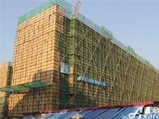 淮北凤凰城10月项目进度