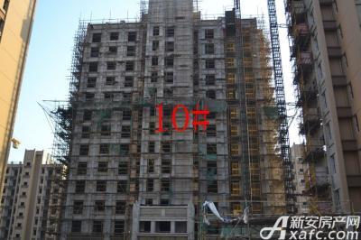星洲国际城星洲国际城10月进度:10#楼在做墙面