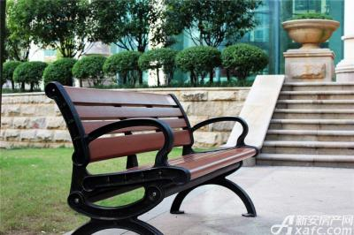 恒大绿洲恒大绿洲社区休憩座椅