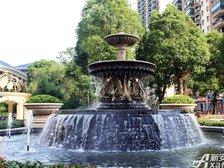 恒大绿洲恒大绿洲小区喷泉