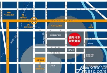 南翔国际BBC交通图