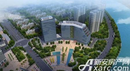 新城时代大厦效果图