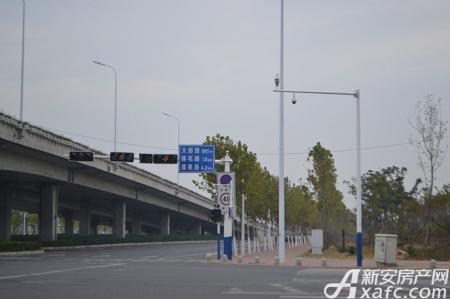 远大尚林苑交通图