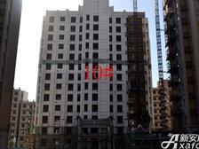 星洲国际城2015年12月:10#楼批腻子