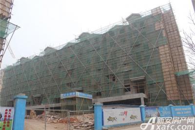 淮北凤凰城12月项目进度