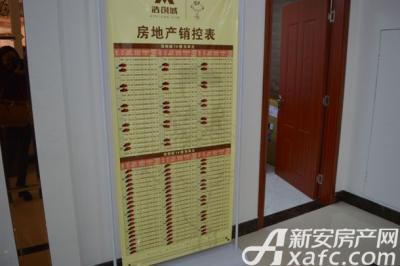 浩创城浩创城天雅居12月1#销控表