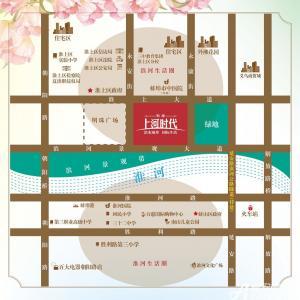 上河时代交通图