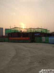 陶冲湖城市广场工程进度