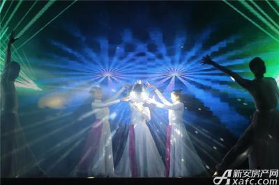 中航长江广场中航时光街点亮仪式精彩文艺表演(2015.12.24)