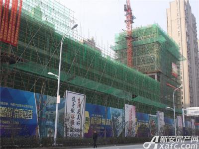 生活家广场工程进度