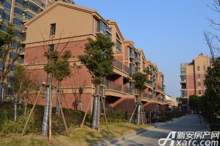 万泰滨湖新城实景图