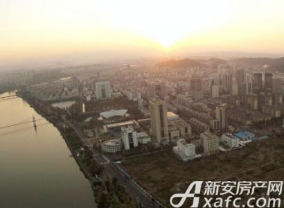 昱东大厦实景图