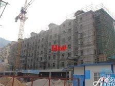 淮北凤凰城3月项目进度