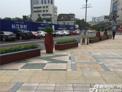 中航长江广场中航长江广场营销中心停车区(2016.3.16)