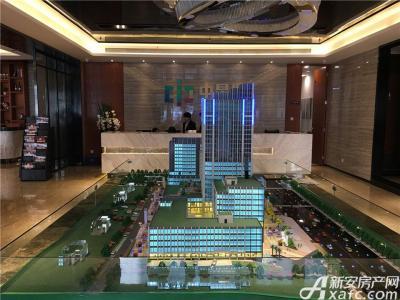 中星城实景图