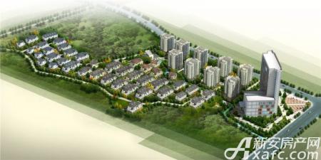 黄山第一上海中心效果图