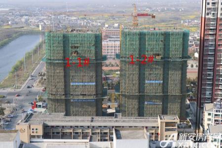 星光国际广场工程进度
