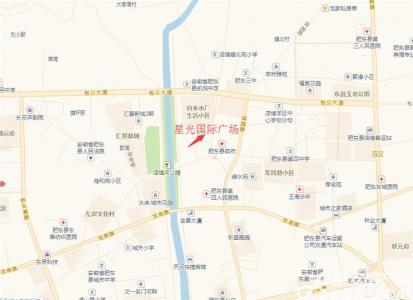 星光国际广场交通图
