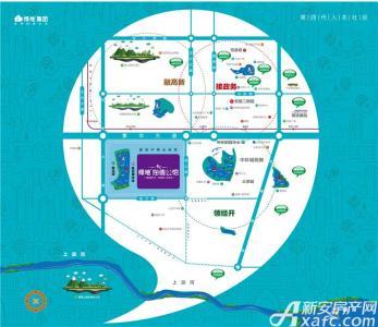 绿地海德公馆交通图