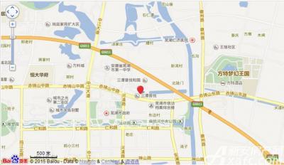 三潭音悦交通图