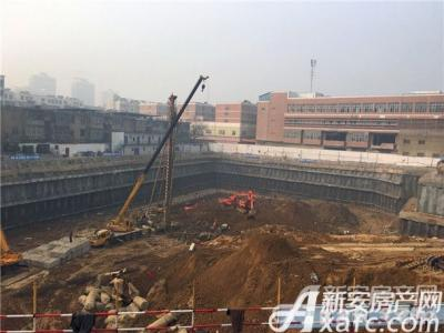 港汇广场工程进度