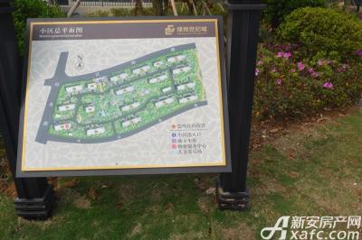 绿地世纪城实景图(2017.4.22)