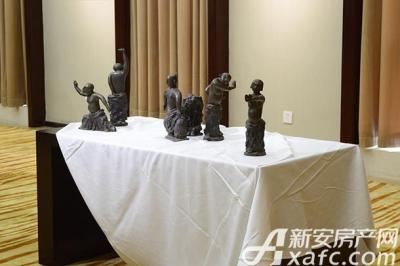 天都首郡雕塑作品
