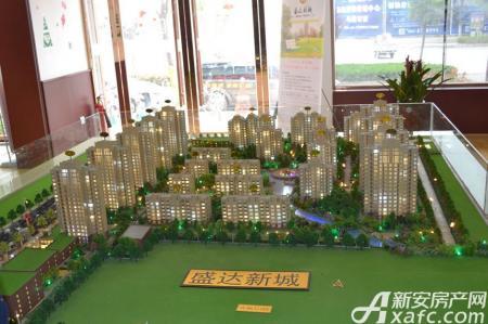 盛达新城实景图