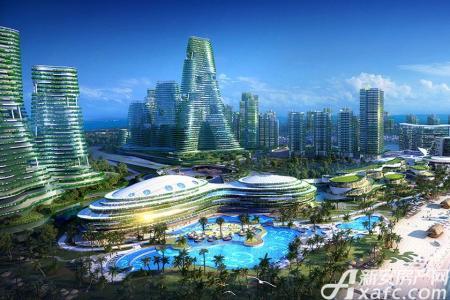 碧桂园森林城市效果图