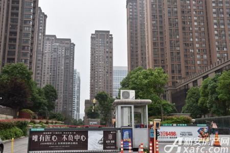 高速滨湖时代广场工程进度