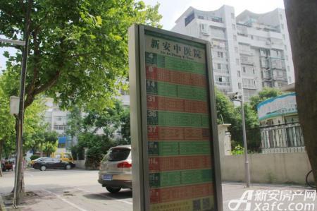 国贸天琴湾交通图